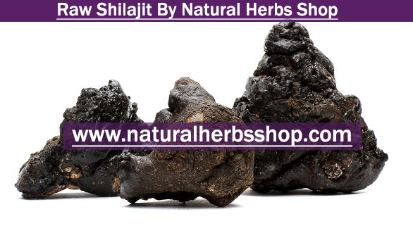 Raw Shilajit By Natural Herbs Shop