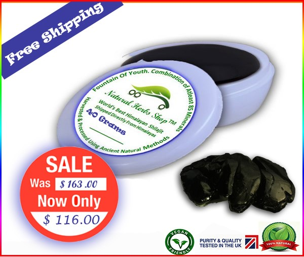 Salajeet By Natural Herbs shop (www.naturalherbsshop.com) 40