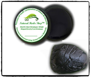 Shilajit natural herbs shop 20 grams
